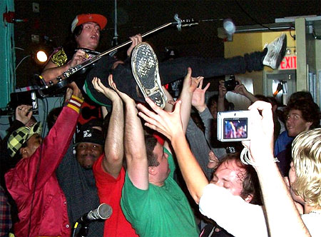 Deathset @ CMJ 2007
